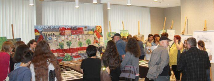 Wakacje ze sztuką - warsztaty dla młodych talentów Jasło