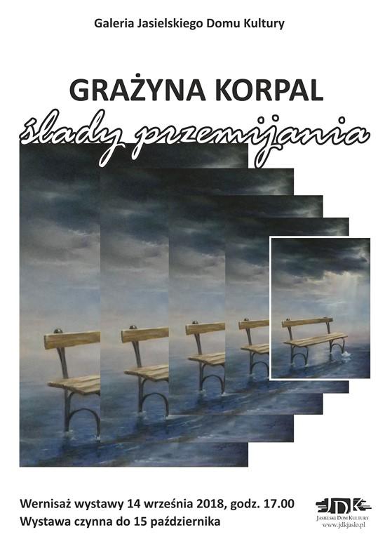 """Wystawa w Galerii JDK: """"Ślady przemijania"""""""