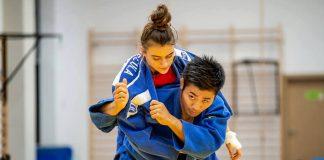 Trener kadry narodowej judo z wizytą w Jaśle