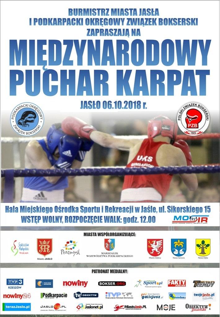 Międzynarodowy Puchar Karpat - boks