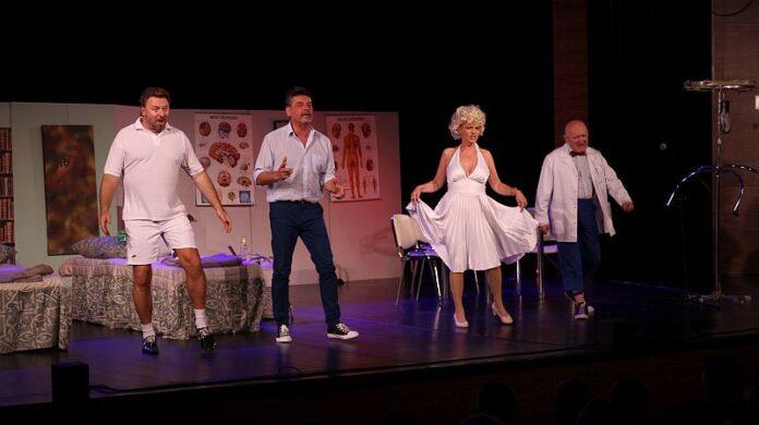 X Jesienne Spotkania z Teatrem w Jaśle
