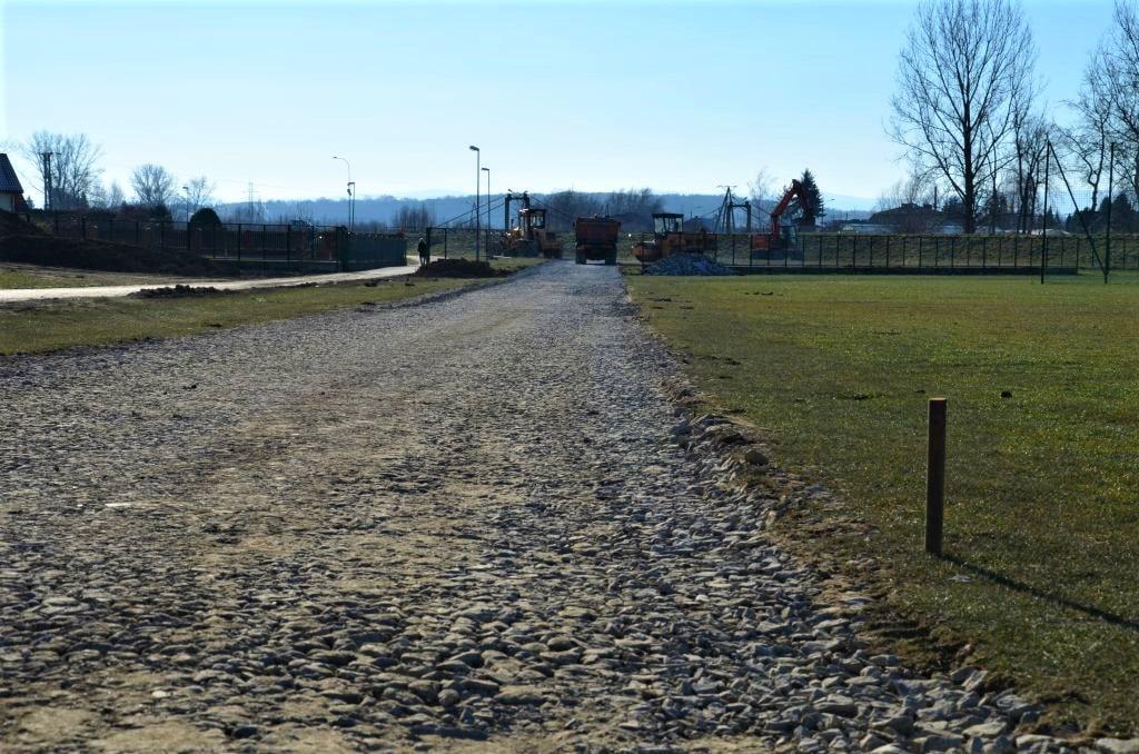 W Jaśle powstaje tor rolkowo-narciarski