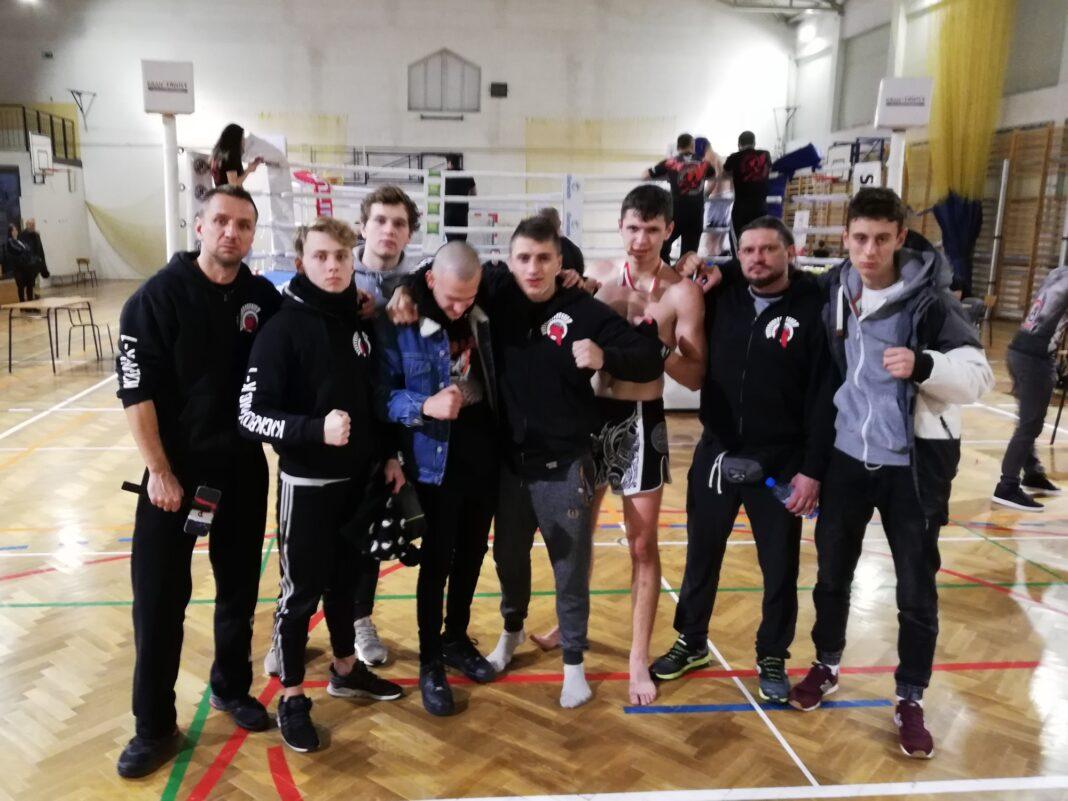 Kolejne sukcesy ASW Spartan Jasło K-1/Boks