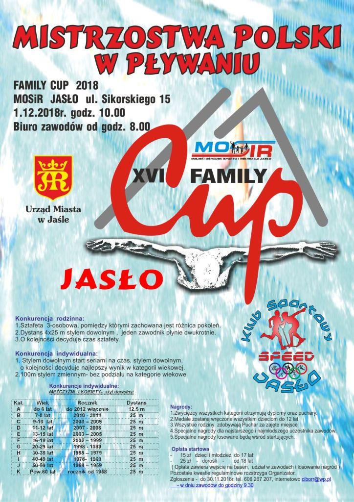 Family Cup 2018 Jasło