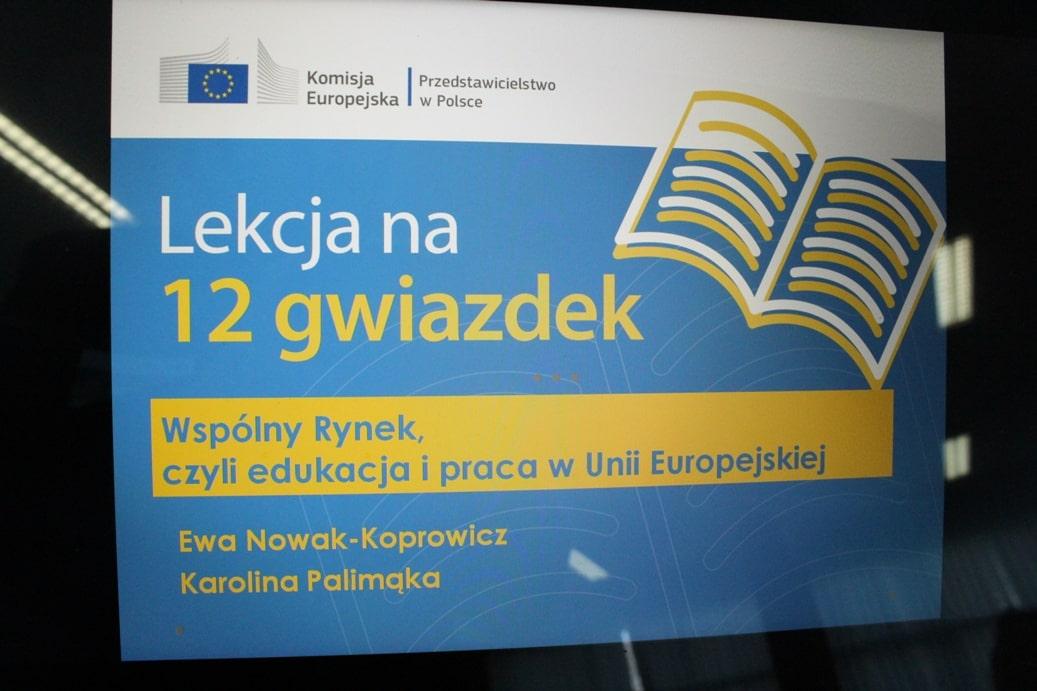 """""""12 gwiazdek"""" w I LO w Jaśle"""