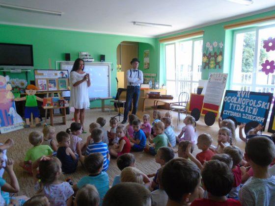 Nagroda dla Przedszkola Miejskiego nr 3 w Jaśle