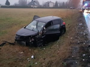 Wypadek w Szebniach - Moje Jasło