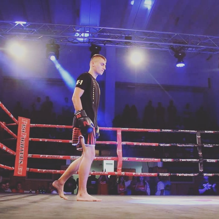 Zawodowe walki zawodników ASW Spartan Jasło
