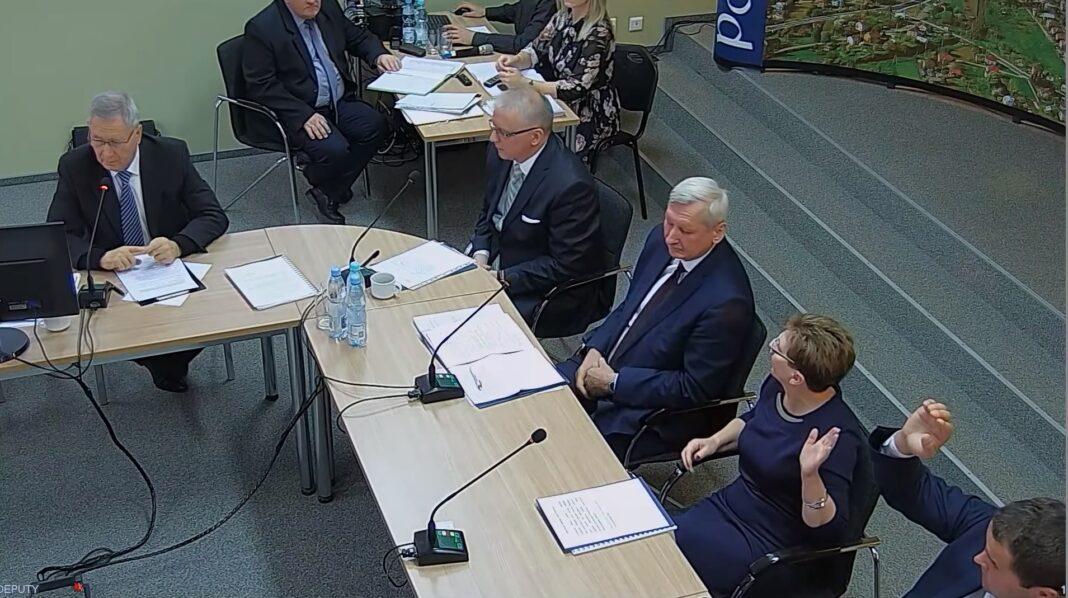 Sesja Rady Powiatu Jasło