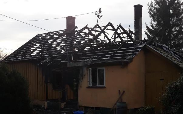 Pomóżmy ofiarom pożaru - Moje Jasło