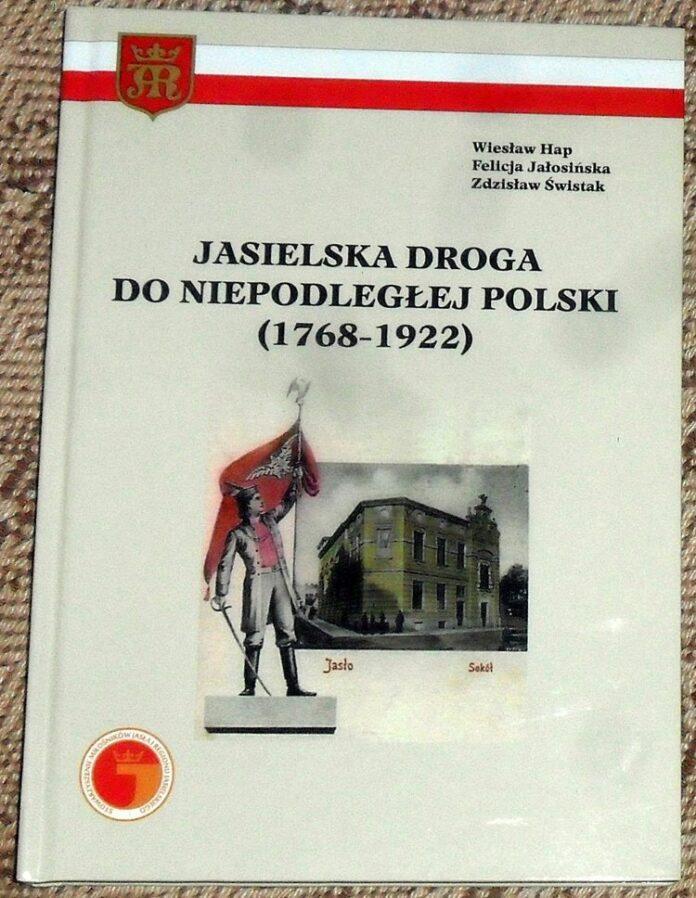 Nowa publikacja dotycząca historii Jasła i regionu