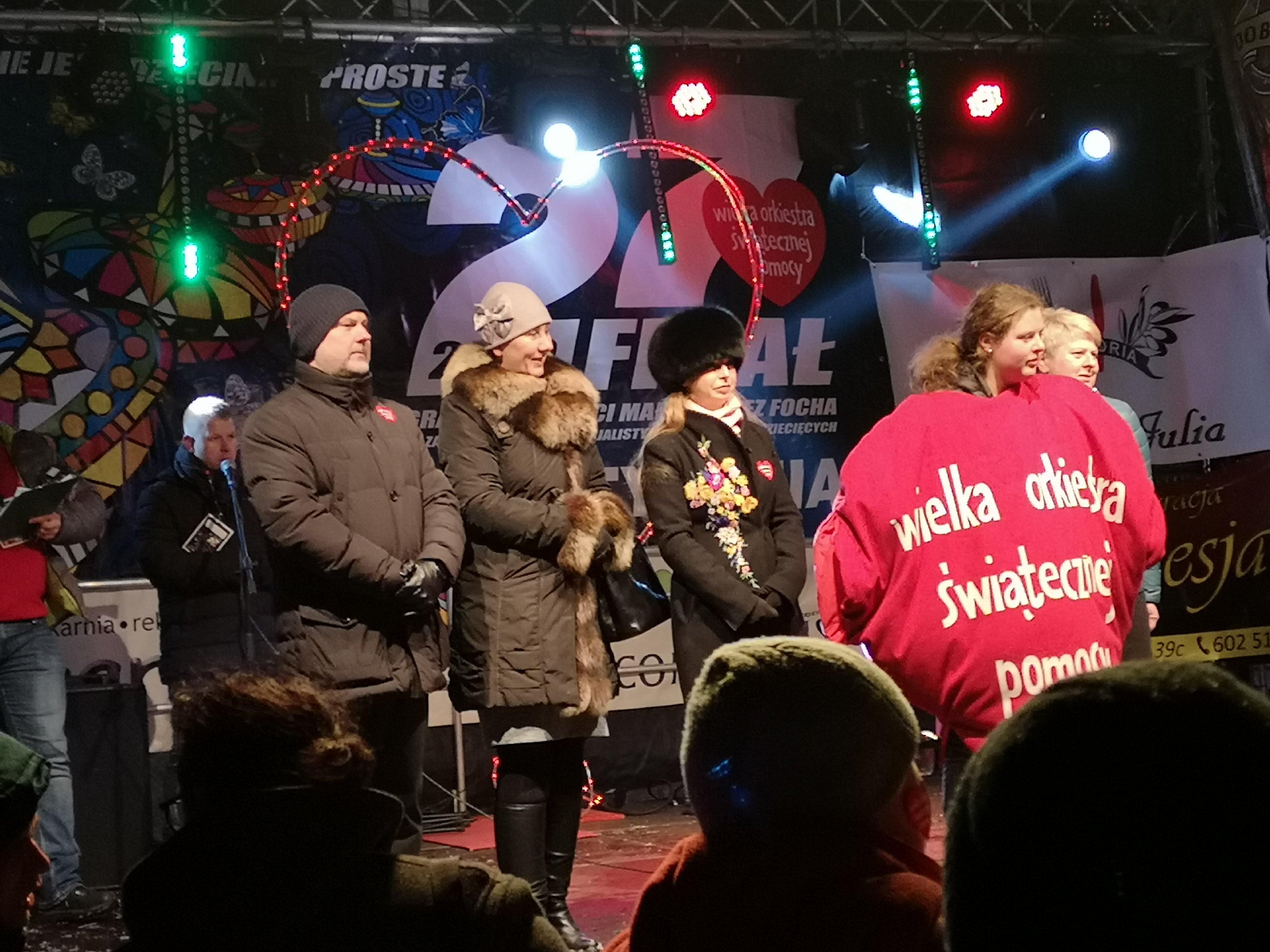 27 Final Wielkiej Orkiestry Świątecznej Pomocy w Jaśle