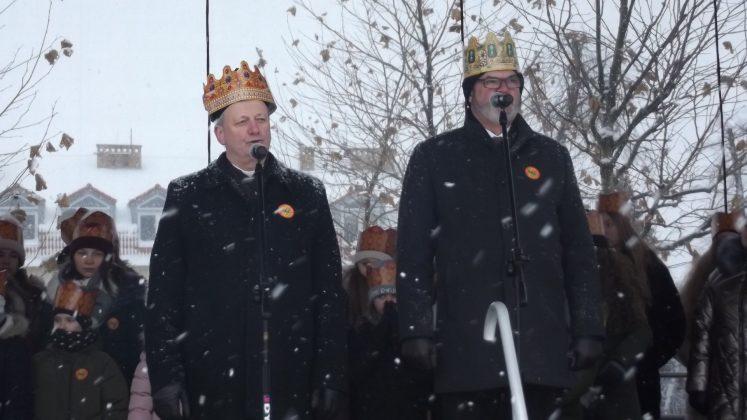 Jasło przywitało Orszak Trzech Króli