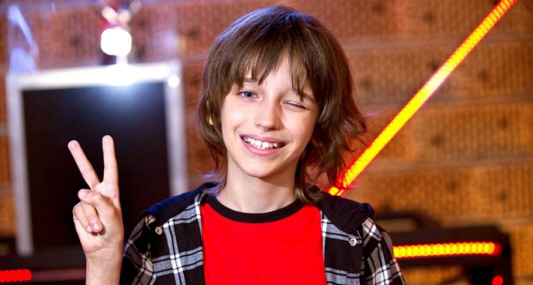 Bartosz Kleba w The Voice Kids 2 - Moje Jasło