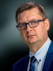 Juliusz Brzostek, dyrektor Pionu Centrum Cyberbezpieczeństwa w NASK