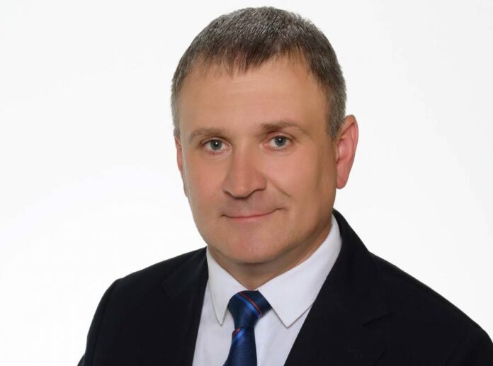 Krzysztof Buba - Radny Rady Powiatu w Jaśle