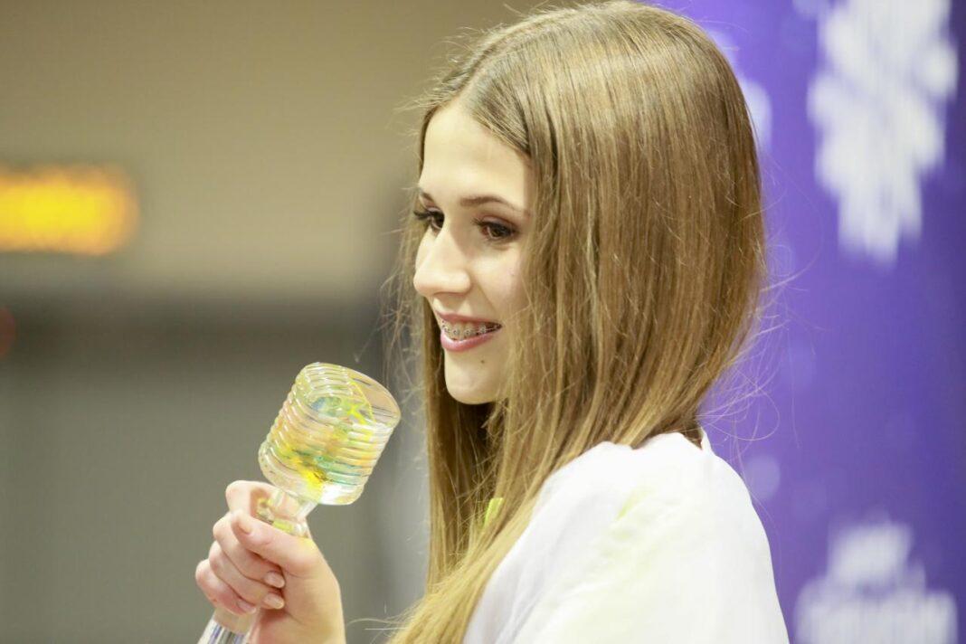 Roksana Wegiel - Eurowizja Junior 2018
