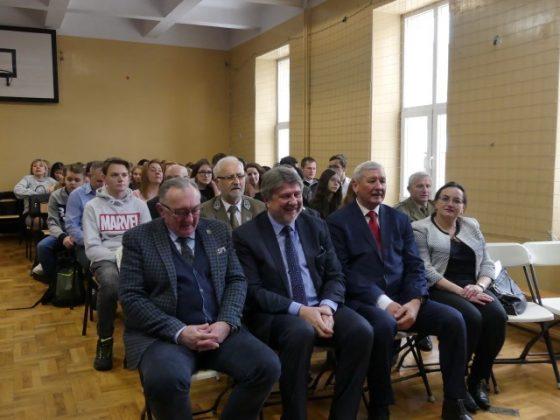 Konferencja w Zespole Szkół Usługowych i Spożywczych