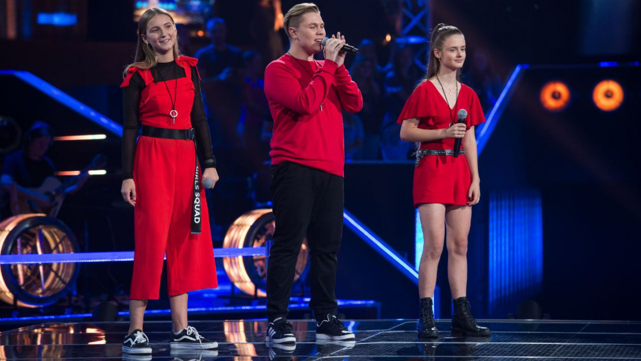 Adrian Bałucki - występ w The Voice Kids