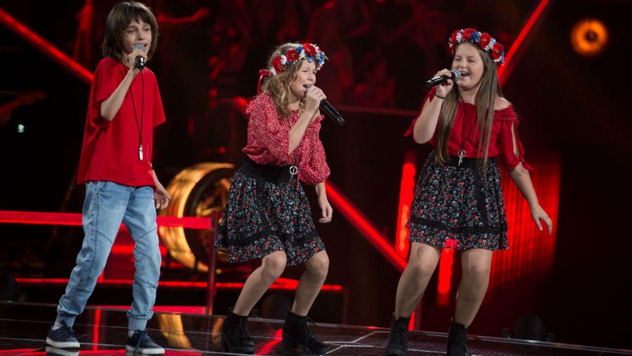 Bartosz Klęba - występ w The Voice Kids