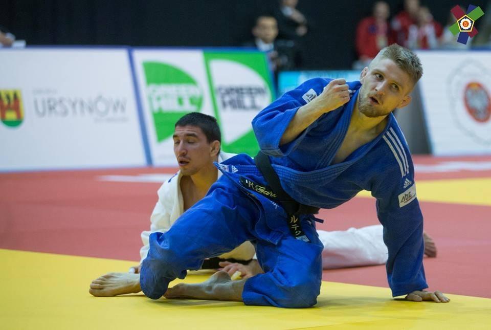 Bartłomiej Garbacik - vice mistrz Judo