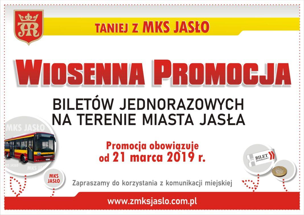 Wiosenna promocja ZMKS Jasło