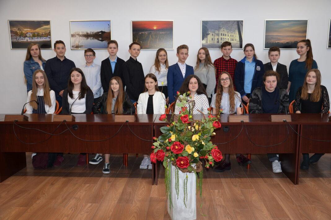Młodzieżowi radni złożyli przyrzeczenie