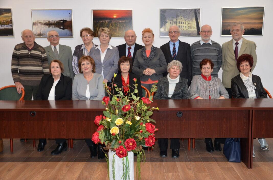 Rada Seniorów Miasta Jasła II kadencji