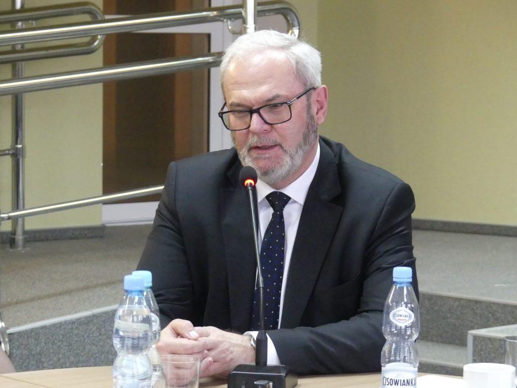 Zadania inwestycyjne i główne potrzeby Szpitala Specjalistycznego w Jaśle