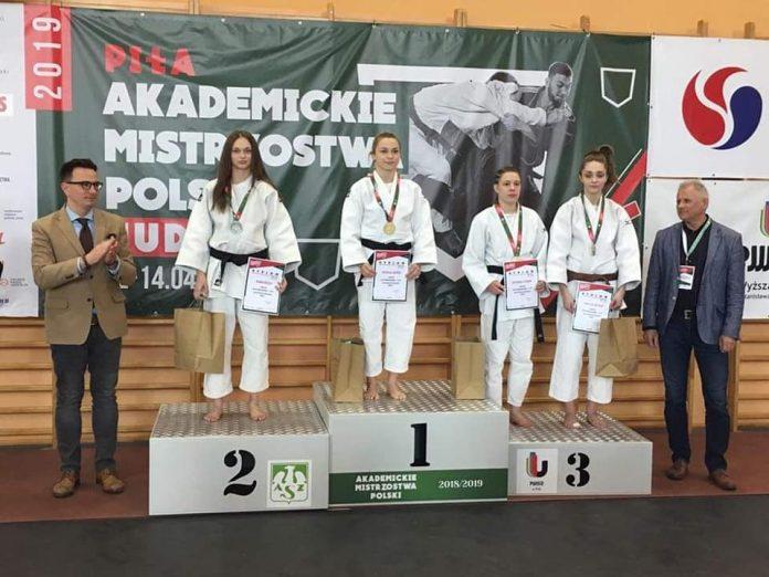 Asia Nocula vice mistrzynią Polski