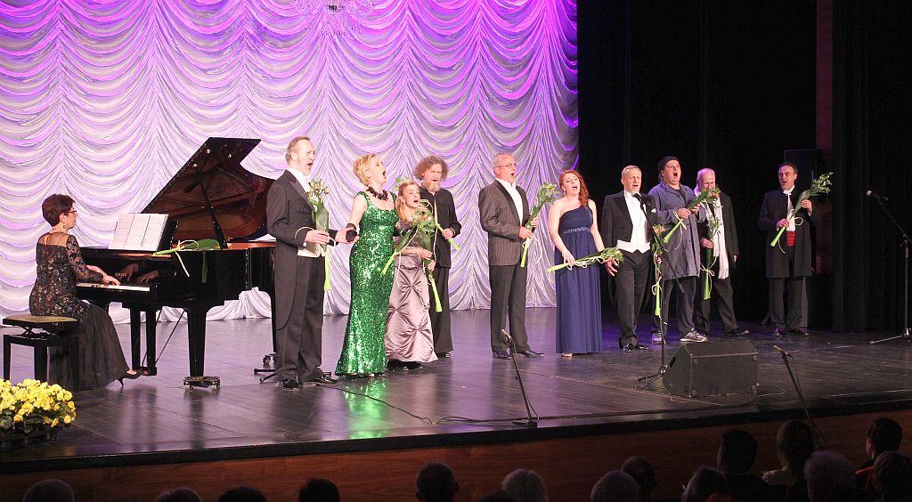 Gala operetkowa w JDK