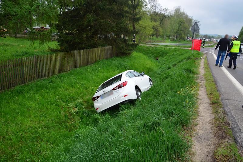 Tragiczny wypadek w Moderówce