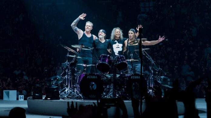 WorldWired Tour, czyli Metallica w Polsce