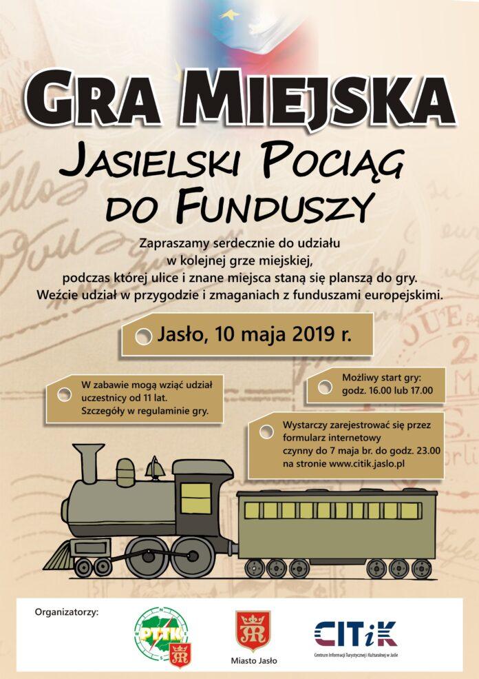 Jasielski Pociąg do Funduszy