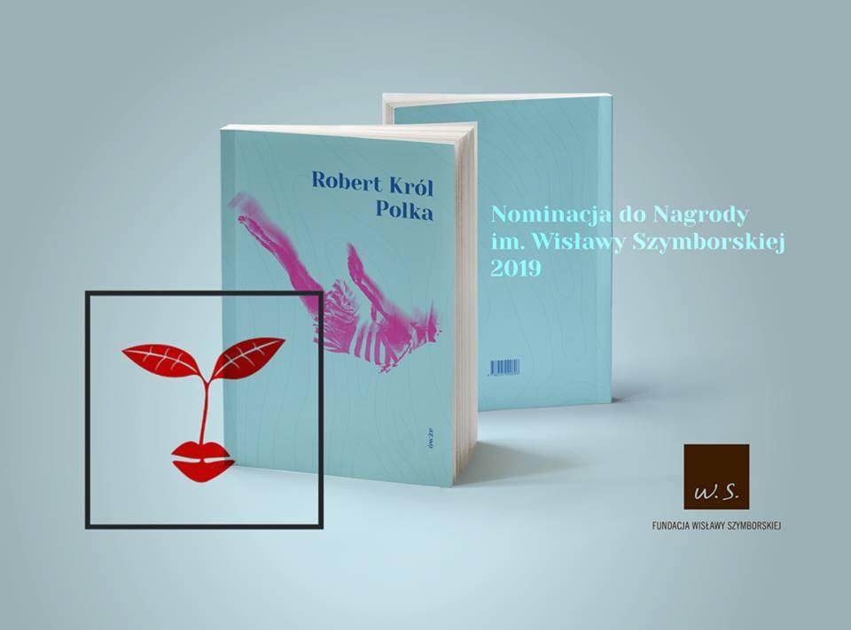 Jaślanin nominowany do Nagrody im. Wisławy Szymborskiej