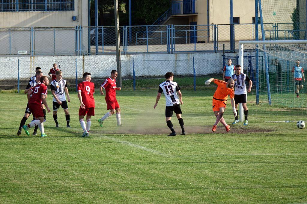 JKS Czarni Jasło 1910 vs LKS Tempo Nienaszów 2:5