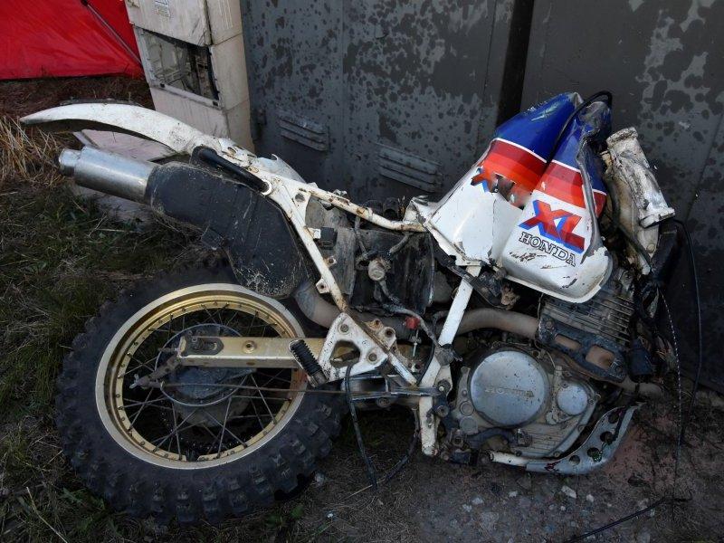 Tragiczny wypadek - Szebnie Jasło