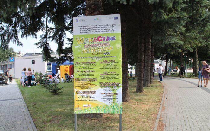 Wakacyjne Spotkania Artystyczne 2019 - Osiedle Mickiewicza