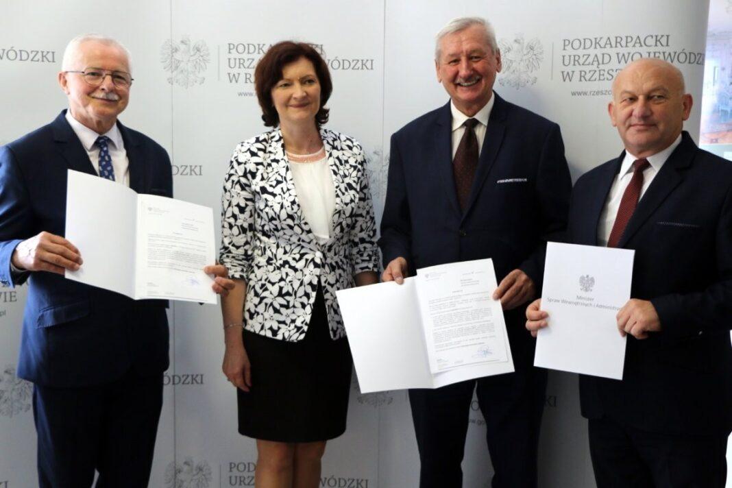 Remont drogi Krempna – Żydowskie – Grab