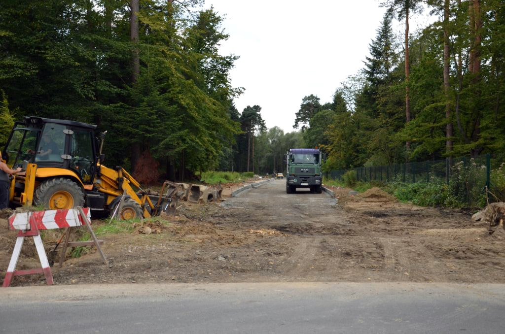 Budowa drogi do terenów inwestycyjnych zostanie dofinansowana