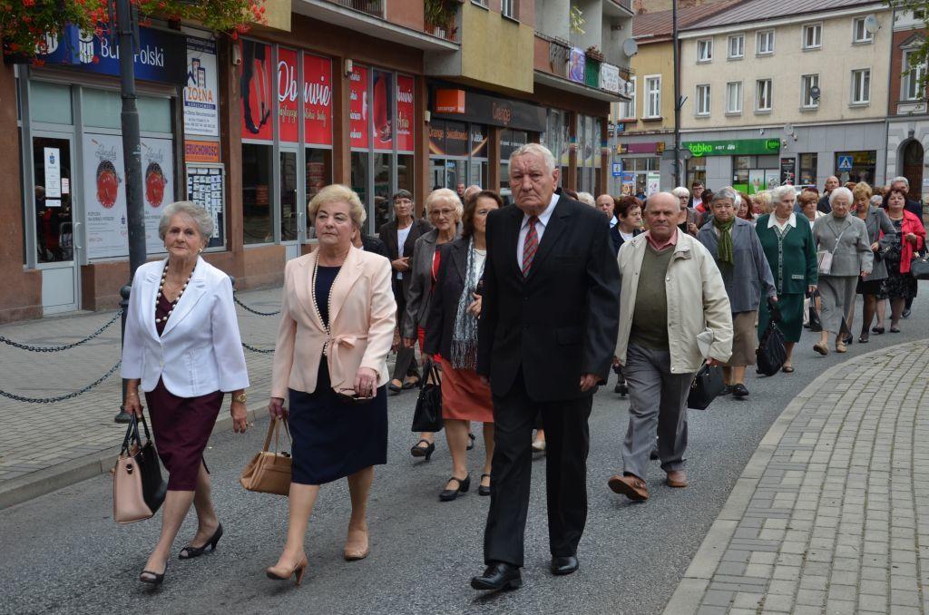 Jasielscy seniorzy obchodzili swoje święto