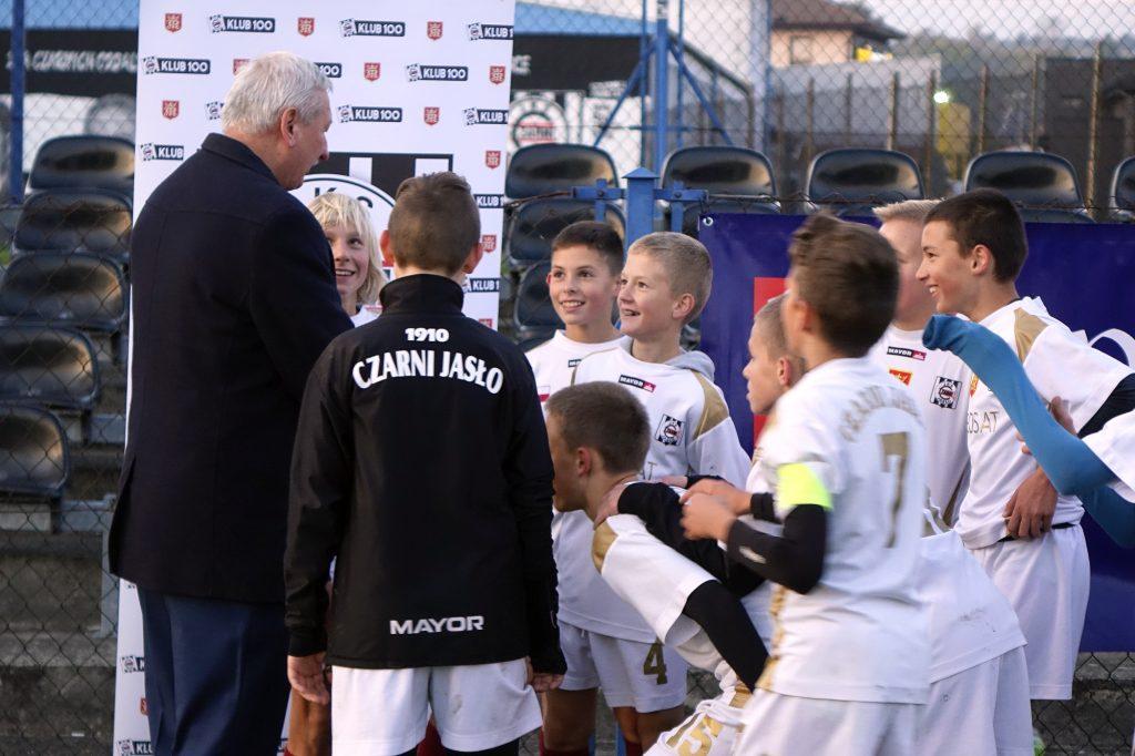 Turniej piłkarski o puchar Starosty Jasielskiego Adama Pawlusia