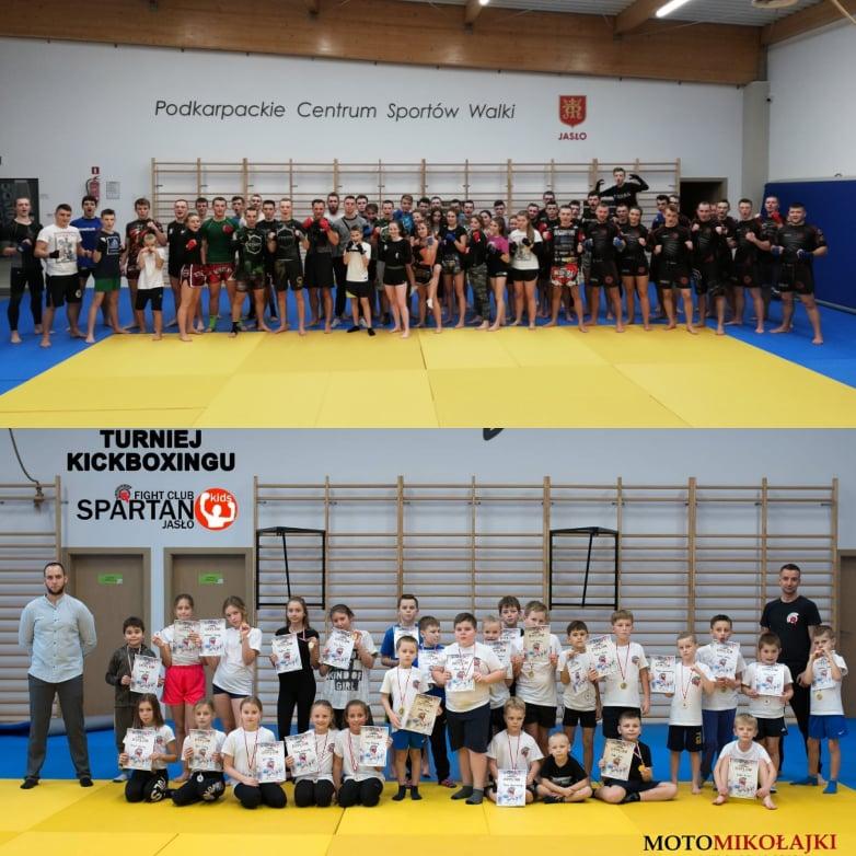 Motomikołajki 2019 z klubem Spartan Jasło
