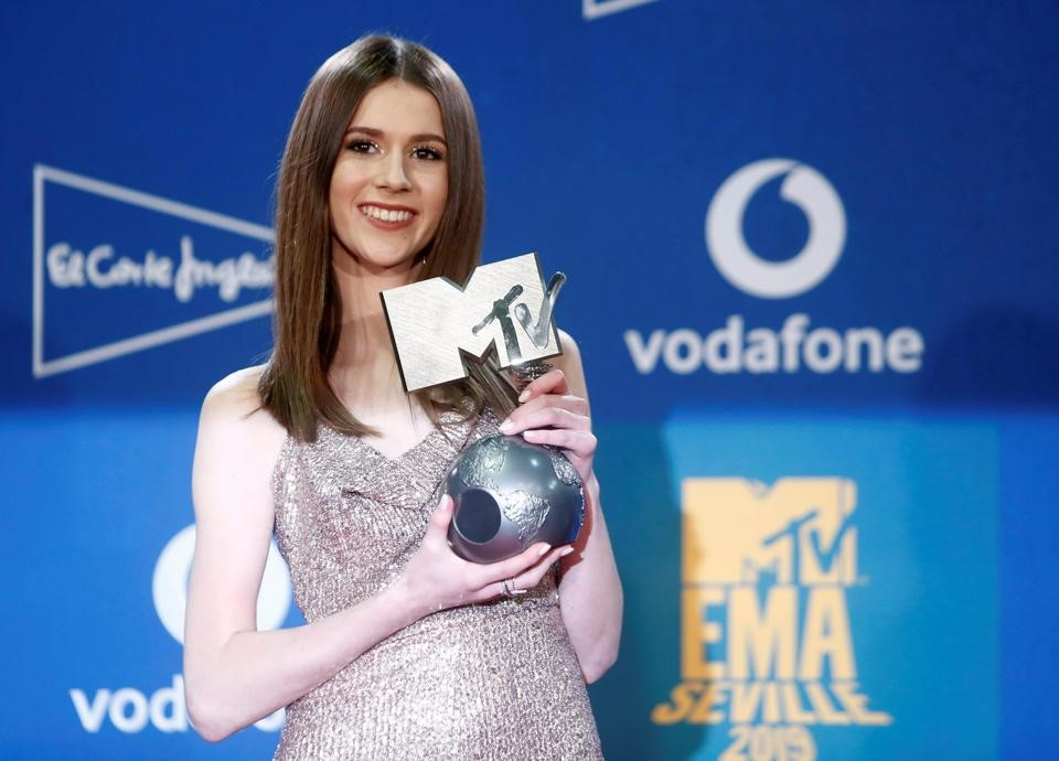 Roksana Węgiel MTV EMA