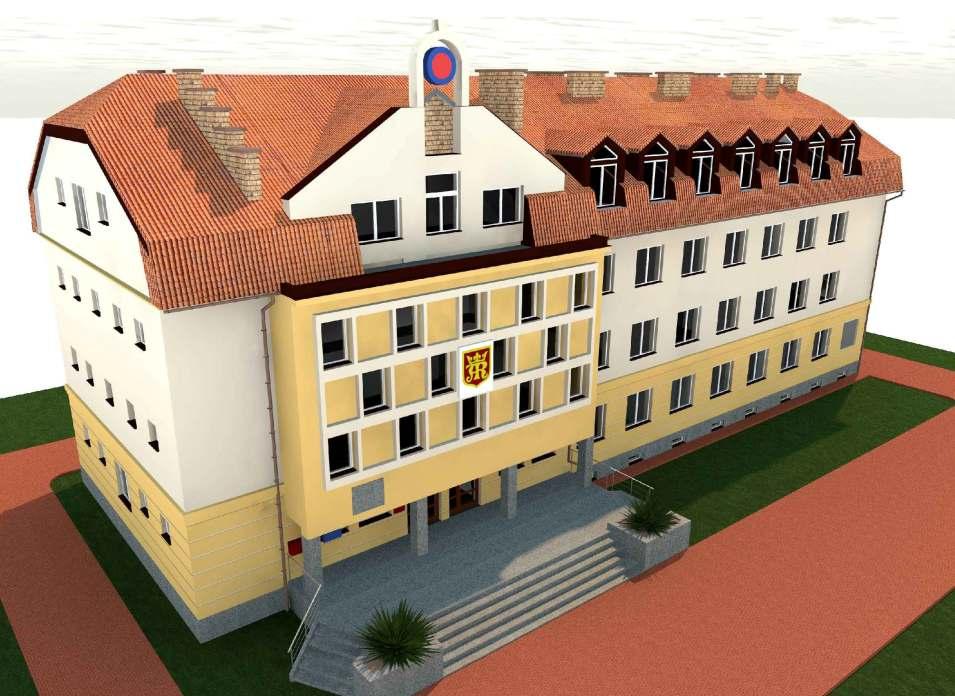 Budynek Urządu Miasta w Jaśle