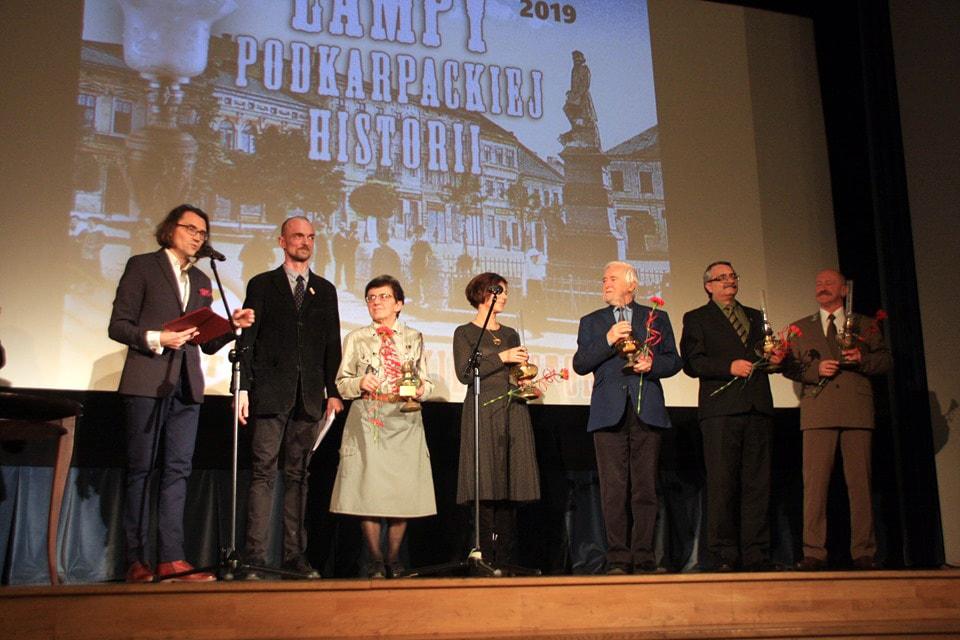 Wiesław Hap uhonorowany w Rzeszowie