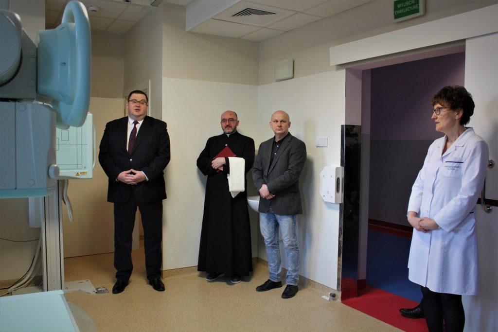 Zakup aparatów RTG - Szpital Jasło