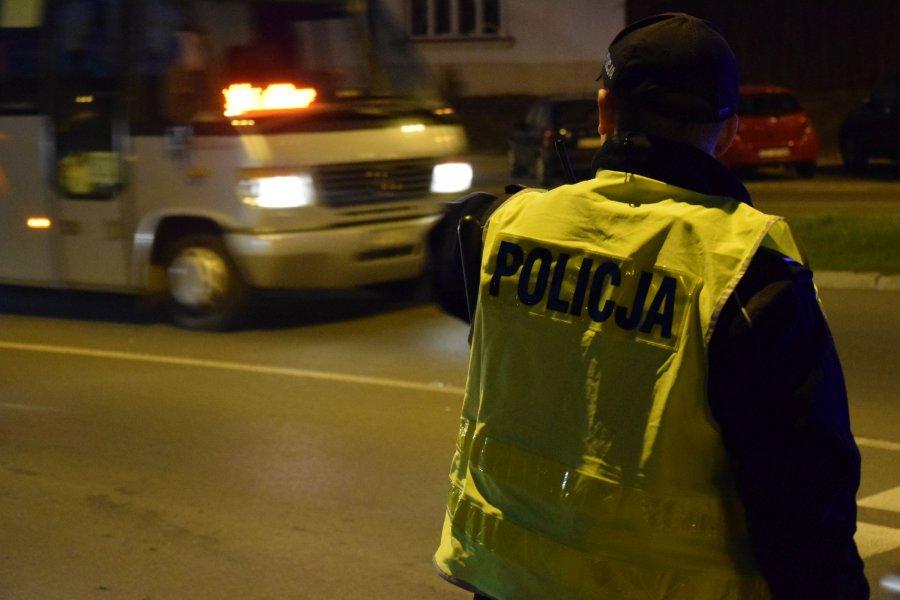 Policja Jasło kontrola