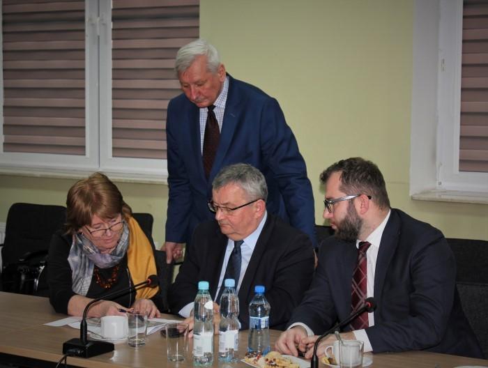 Rozmowy w sprawie DK 73 Jasło-Pilzno