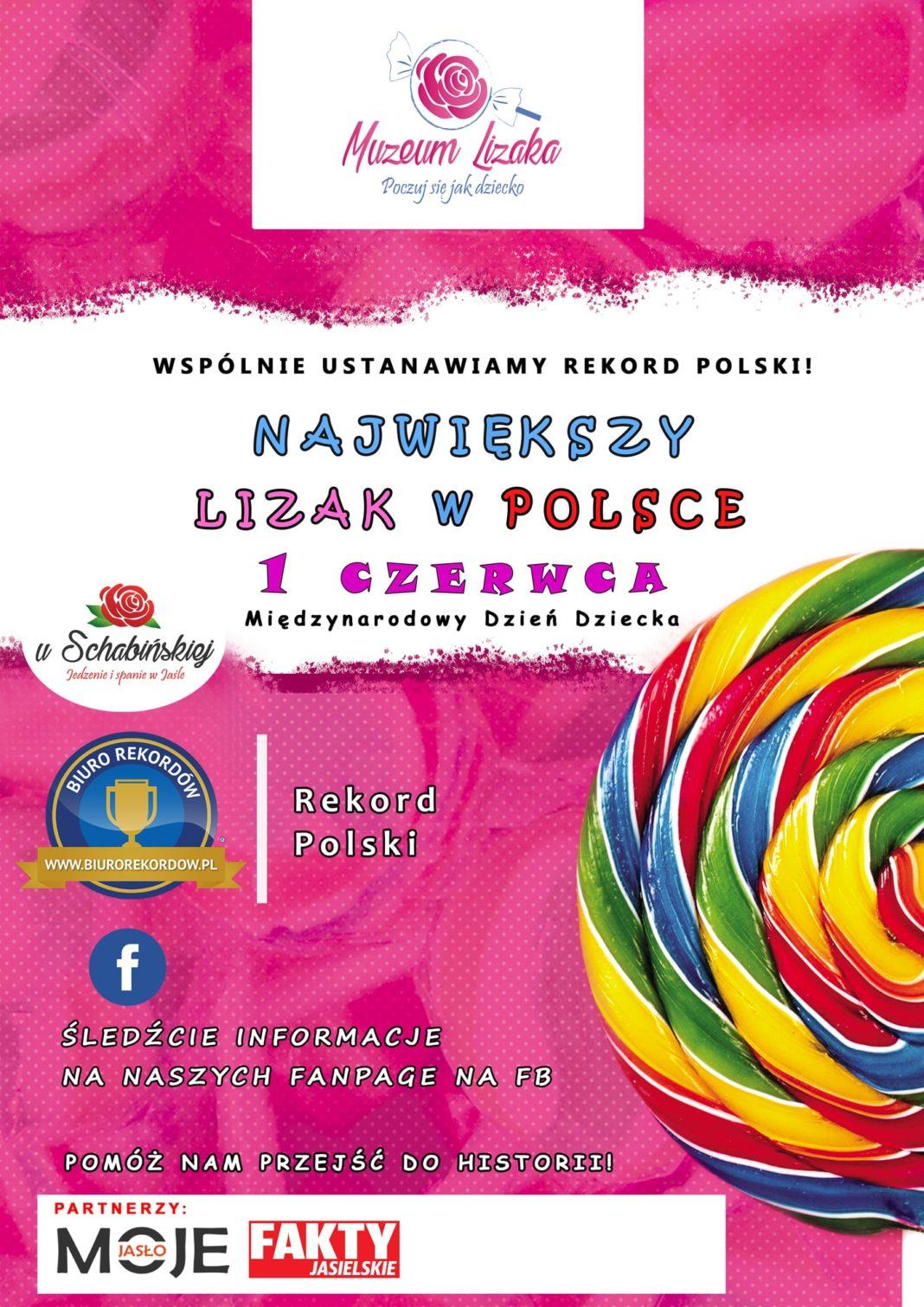 Muzeum Lizaka w Jaśle - plakat
